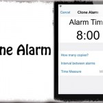 Clone Alarm - 時間だけ変えつつアラームを設定まるごとコピー