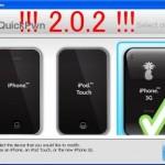 iPhone 3G 2.0.2 JailBreak、脱獄成功!