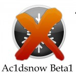 [iOS] Ac1dsn0w Beta1に対し著作権保護されたコードを含んでいると指摘