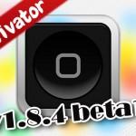 バッテリー残量イベント&読み上げ動作が使用可能に!Activator 1.8.4 beta 11 [JBApp]