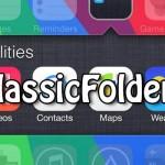 iOS 6風フォルダを再現出来る【ClassicFolders】がもうすぐ完成するみたい! [JBApp]