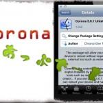 「Corona v1.0-8」へアップデートiBooks関連の問題を修正。4S、iPad 2へ対応も