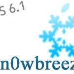[iOS] iOS 6.1 を完全脱獄する方法 for ~A4「Sn0wbreeze 2.9.9」