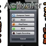 【絶対便利】使い方が変わる! Activator「メニュー」機能を使いこなそう! [JBApp]
