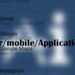 [iOS 8] AppInfoやAppLinks等からアプリを認識出来る様にする方法 [JBApp]