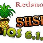 [iOS] 覚えてる間に! iOS 6.1.3 SHSHを取得&保存しておこう!「Redsn0w 編」