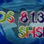 iFaithが「iOS 8.1.3 SHSH」の取得に対応 & 64bitデバイスでは取得不可能に