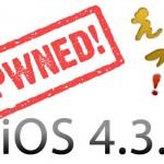 ハッカー「i0n1c」が、iOS 4.3.5 完全脱獄の可能性を示唆する