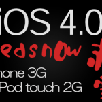 "iPhone 3G / iTouch 2G iOS 4.0 脱獄方法 ""redsn0w"""