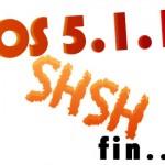 iOS 5.1.1 SHSH の発行が終了。iOS 6.0 リリースから約2日後のことであった・・・