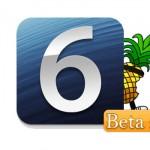 開発者向けに「iOS 6.0 beta 2」をリリース。既に一部デバイスでは仮脱獄も可能