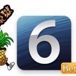 開発者向けに「iOS 6 beta 4」リリース & いつも通り一部は既に仮脱獄に対応