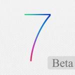 開発者向けに「iOS 7 ベータ版」がリリース、使用期限は 7月24日 まで