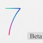 開発者向けに「iOS 7 Beta 3」をリリース、使用期限は 8月29日 まで