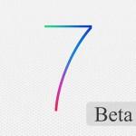 開発者向けに「iOS 7 Beta 5」をリリース、使用期限は 10月6日 まで
