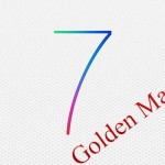 開発者向けに製品候補版「iOS 7 GM」をリリース、一般リリースは9月18日だ!!