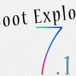 iOS 7.1でもiH8sn0w氏が開発したiBoot Exploitは健在 & iFaith + A5の写真をチラ見せ