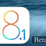 開発者向けに「iOS 8.1 Beta 2」をリリース、使用期限は前回から1週間延長