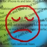 iOS 8.1.3で脱獄手法が修正。i0n1c氏が発見、Panguが盗用、TaiGがパクッた脆弱性も…