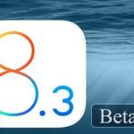 開発者向けに「iOS 8.3 Beta 4」がリリース。Beta 3から12日後で順調な様子