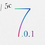既に iPhone 5s / 5c 向け「 iOS 7.0.1 」のファームウェアがリリースされる!!