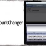 AccountChanger - 複数のAppStoreアカウントを簡単に切り替える! [JBApp]