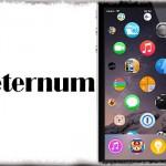 Aeternum - ホーム画面をApple Watchの様なデザインと動きに!