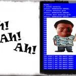 【Ah! Ah! Ah!】パスコード連続不正解は、ジュラシックパークの名シーンにて警告 [JBApp]