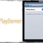 AirPlayServer - オンにするだけ!iOSデバイスをAirPlayオーディオ受信機に [JBApp]