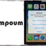 Almpoum - スクリーンショットに関する色々な部分をカスタマイズ!