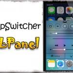 AppSwitcher QLPanel - コントロールセンターに「アプリスイッチャー」を組み込む!! [JBApp]