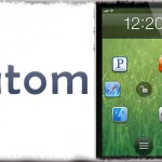 atom - 新しいロック解除方式 & ロック画面からアプリを起動出来るショートカット [JBApp]