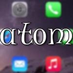 ロック画面用アプリランチャー「atom」のiOS 8対応版が数日中にリリース! [JBApp]