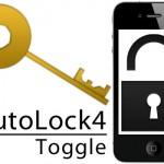 AutoLock4 Toggle - SBSettingsから簡単に自動ロックをオンオフ [JBApp]