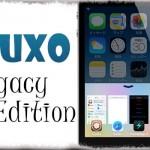 Auxo Legacy Edition - コントロールセンターを初代Auxo風スイッチャーに!!  [JBApp]