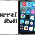 BarrelRoll - 画面をグルンッと一回転させるActivatorアクション