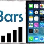 Bars - アンテナバーをより正確・詳細に!! & iOS 7でも以前のアイコンを!! [JBApp]