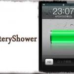 BatteryShower - ロック画面のバッテリー画像を表示したり非表示にしたり [JBApp]