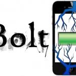 Bolt - ステータスバーからバッテリーアイコンを消す [JBApp]