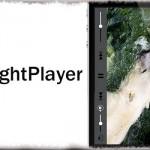 BrightPlayer - 動画プレイヤーに画面の明るさ変更スライダーを追加