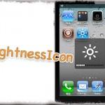 BrightnessIcon - 音量/画面の明るさ調整をアイコン タップで切り替え [JBApp]