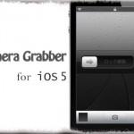 Camera Grabber for iOS 5 - ロック中のカメラ起動方法をiOS 5.1方式に変更 [JBApp]