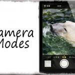 CameraModes - カメラアプリで使用する撮影モードを好きな様に編集