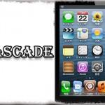 Cascade - ホーム画面のドックアイコンをカバーフロー風に表示 [JBApp]