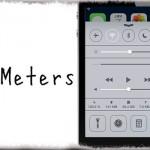CCMeters - 通知&コントロールセンターにシステム情報を表示