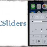 CCSliders - コントロールセンターのスライダーを切り替えて音量・明るさ等を調整! [JBApp]