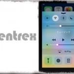 Centrex - コントロールセンターをiOS 8風デザインに変更