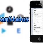 CleanStatus - ステータスバーからアイコン、時計などを非表示にする [JBApp]
