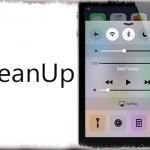 CleanUp - Safariで再生中のURLをコントロールセンターから隠す!