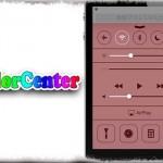 ColorCenter - キーボードやコントロールセンターなどを好きな色へ変更